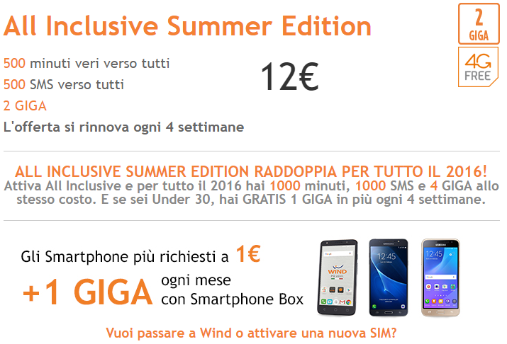 offerte-wind-all-inclusive-summer-edition